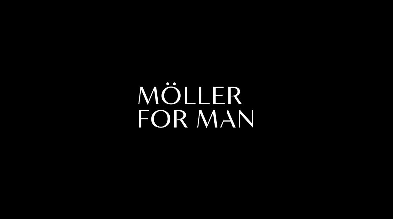 ANNE MÖLLER FOR MAN